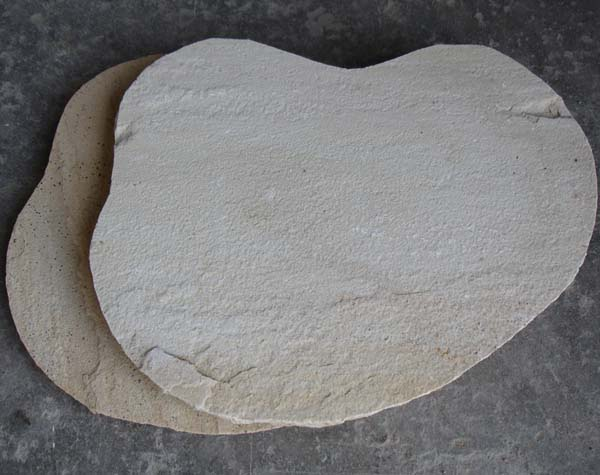 Mint (Sandstone) Stepping stones