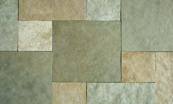 Kota Brown Sawn tiles
